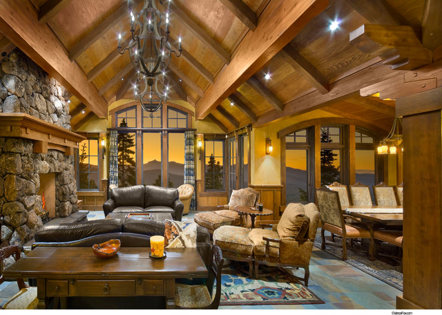 Summit traditional-living-room