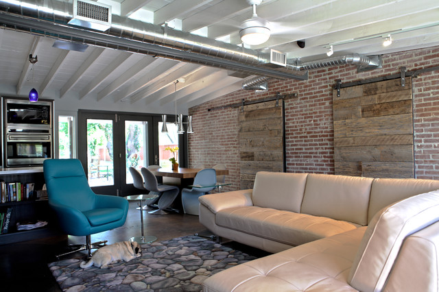HVAC Exposed! 20 Ideas for Daring Ductwork on
