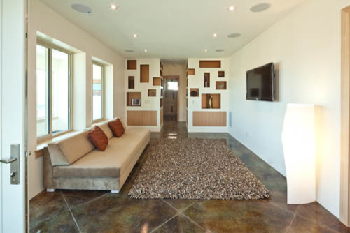 Sungazing House, a LEED Platinum & Green Home of the Year National Award Winner