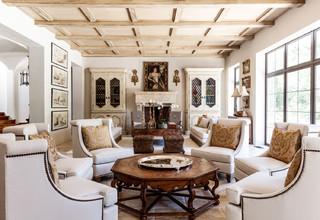 Sunnybrook Mediterranean mediterranean-living-room