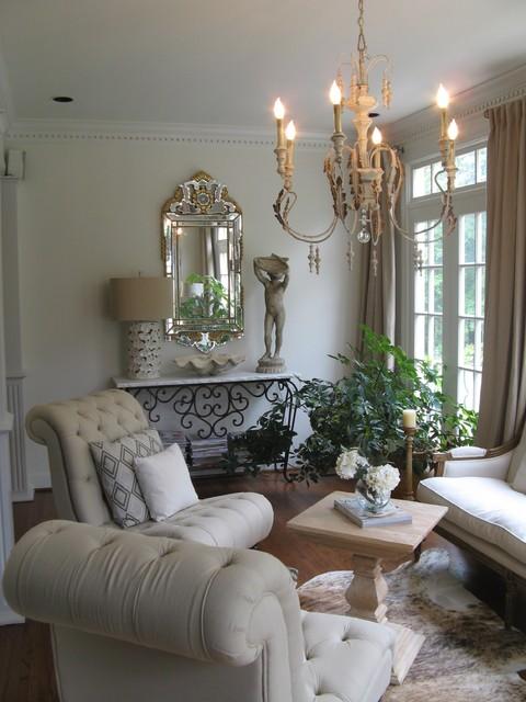 sunroom traditional-living-room