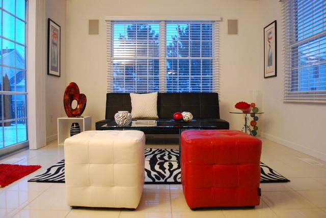 SunRoom modern-living-room