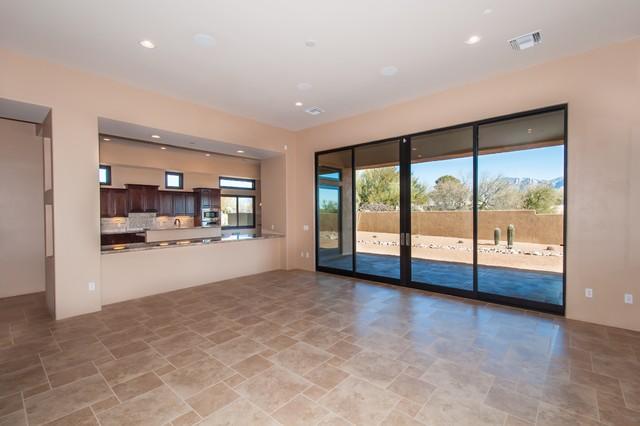 Sunset Canyon Estates mediterranean-living-room