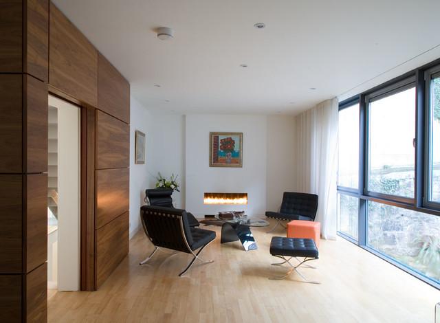 supermews edinburgh contemporary living room