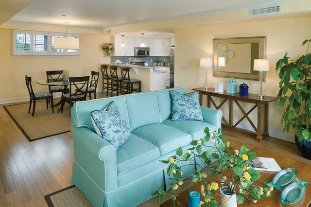 Surfside Narragansett traditional-living-room