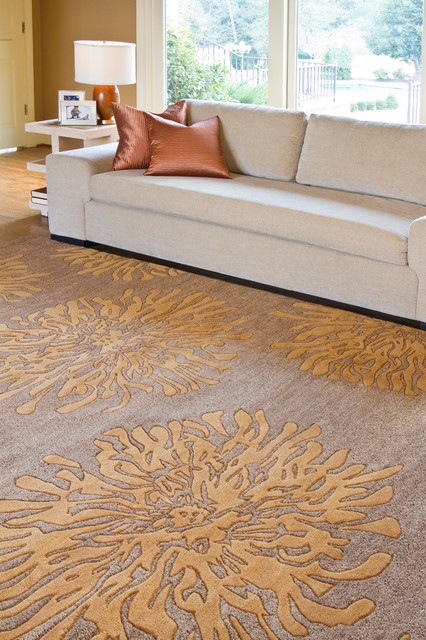 Surya Bombay Bst 495 Contemporary Living Room By Surya