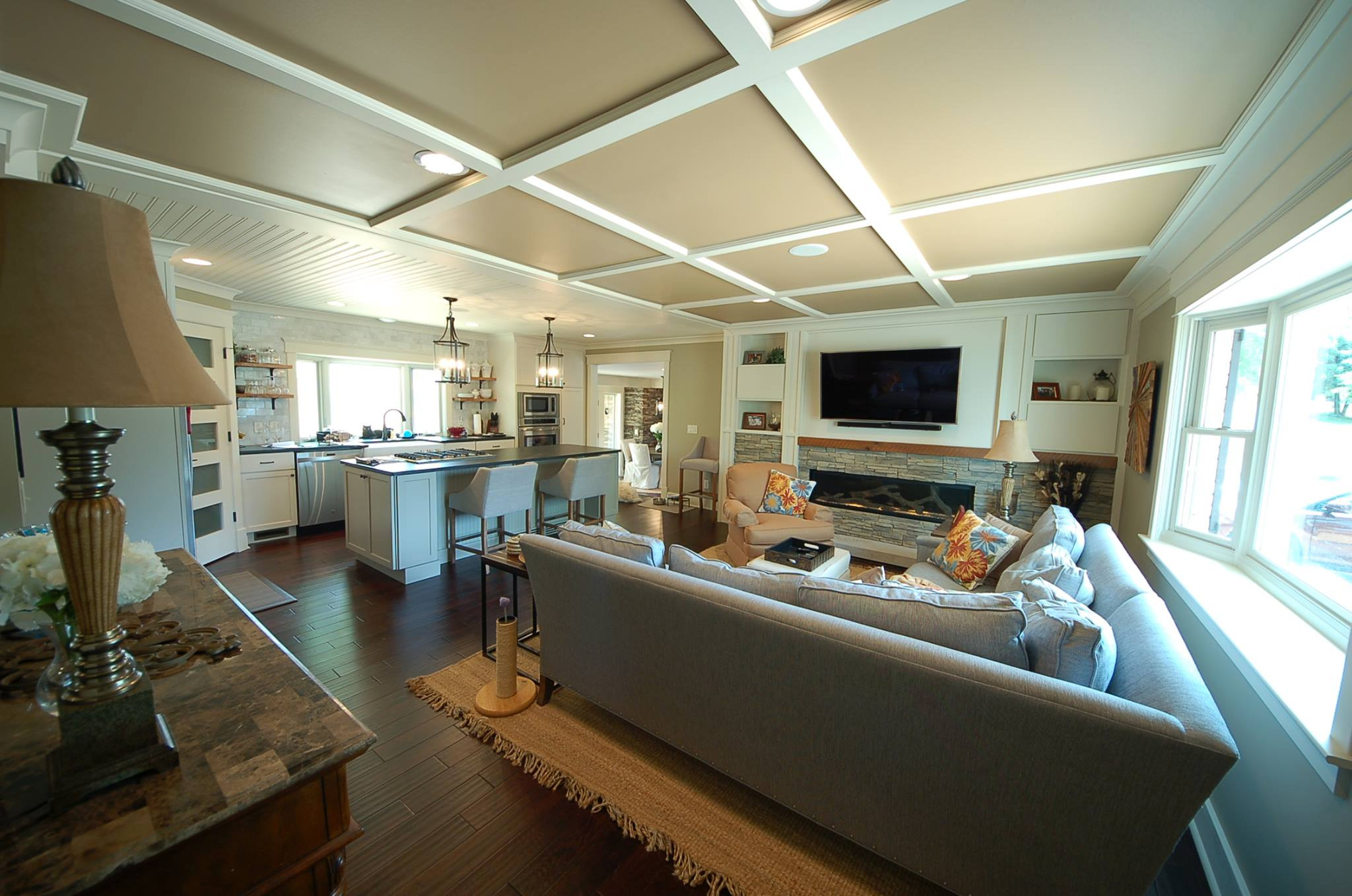 Sustainably Designed Remodels