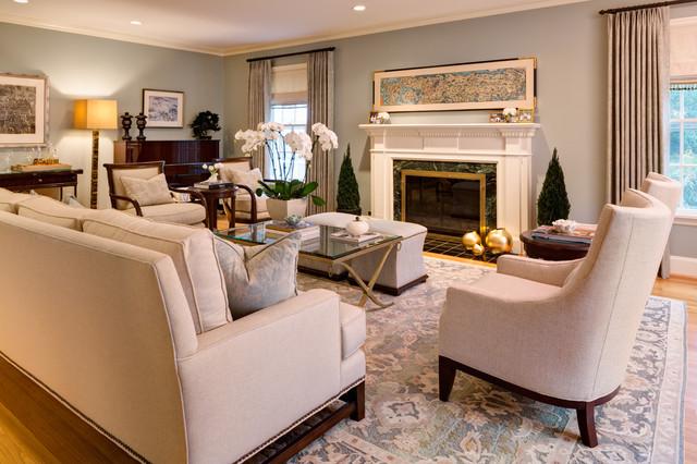 SW Vista Traditional Living Room