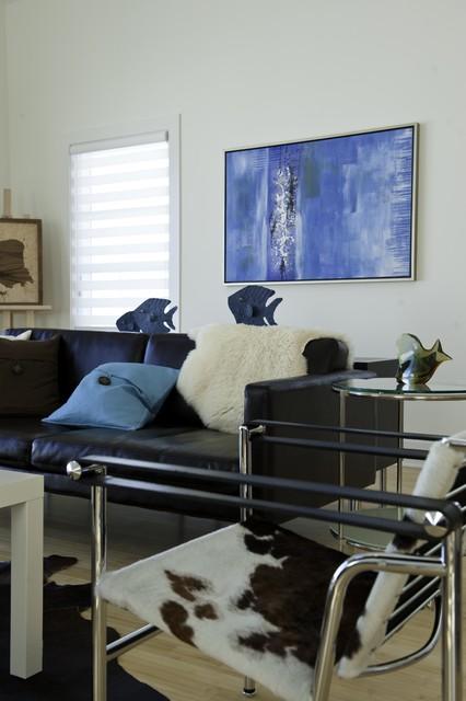 Swan Fish Camp living-room