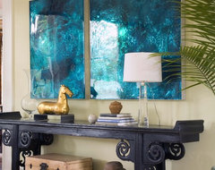 Sylvia Martin asian-living-room
