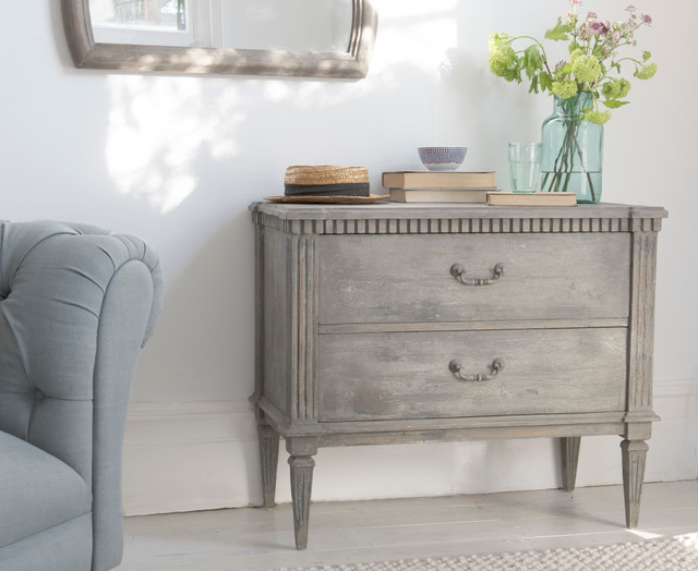 tabitha chest of drawers. - contemporary - living room - london -