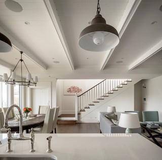 Tamarama Pavilion House - Beach Style - Living Room ...