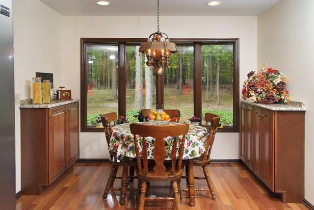 Tamer Construction Kitchen Design Photos traditional-living-room