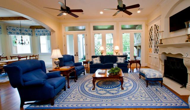 Tangley traditional-living-room