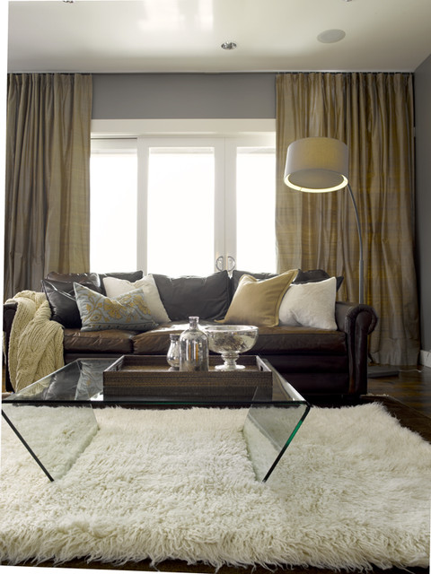 Tanna By Design Eclectic Living Room Seattle By