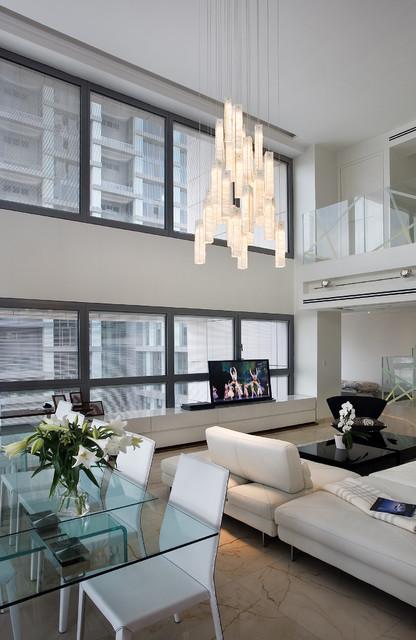 Tanzania contemporary-living-room