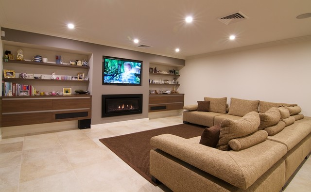 Taren point project modern living room sydney by for Outdoor furniture taren point