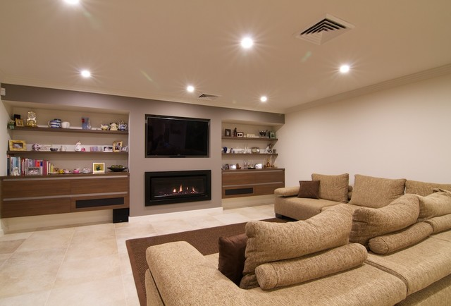 Taren Point Project Modern Living Room Sydney By