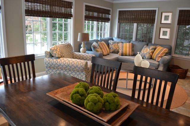 Taylor Run traditional-living-room