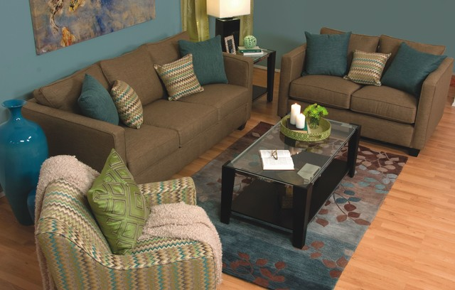 Tempo modern living room san diego by jerome 39 s furniture for Living room furniture san diego