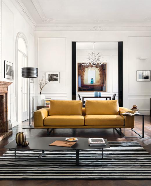 Tempo Sofa from Natuzzi Italia - Contemporain - Salon - Boston - par ...
