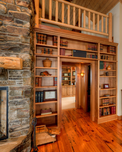 Library Portal To Master Suite