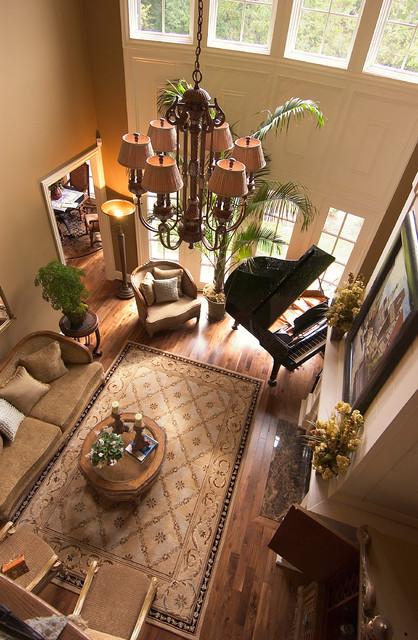 TennesseeMountain  Luxury traditional-living-room