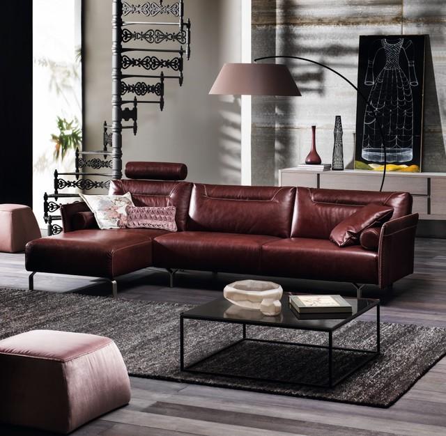 Tenore by natuzzi italia contemporary living room for Natuzzi italia