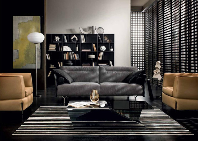 Enjoyable Tenore By Natuzzi Italia Contemporary Living Room Pabps2019 Chair Design Images Pabps2019Com