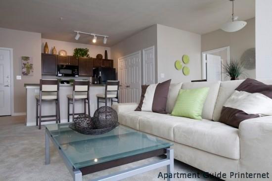 Teravista Apartment Complex traditional-living-room