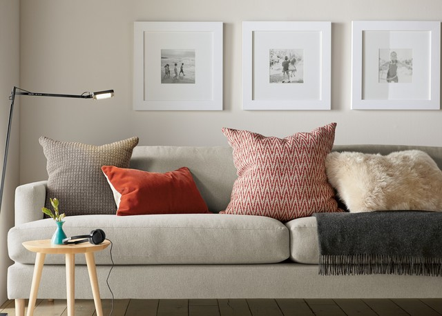 Terra pillows modern living room minneapolis by for Room and board pillows