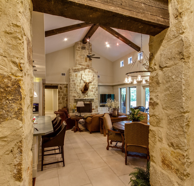 Texas Hill Country Man Space