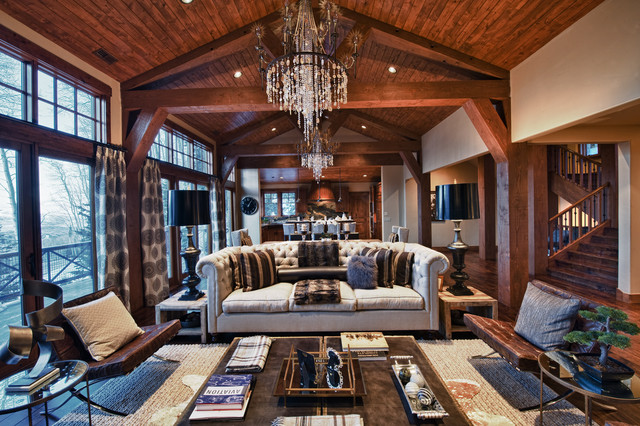 The Belles on Empire Pass In Park City, Uath contemporary-living-room