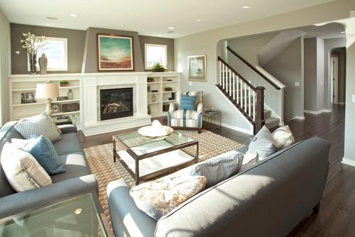 Charmant Mindful Gray Living Room Snakepress Com