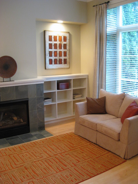 The Brownstone eclectic-living-room