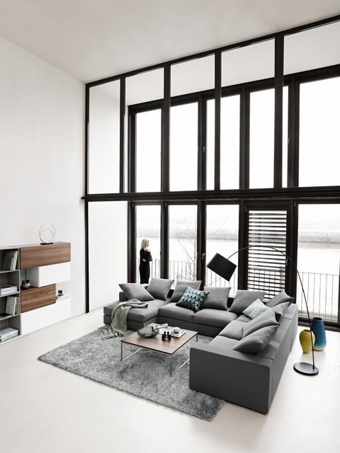 the cenova sofa contemporary living room london by. Black Bedroom Furniture Sets. Home Design Ideas