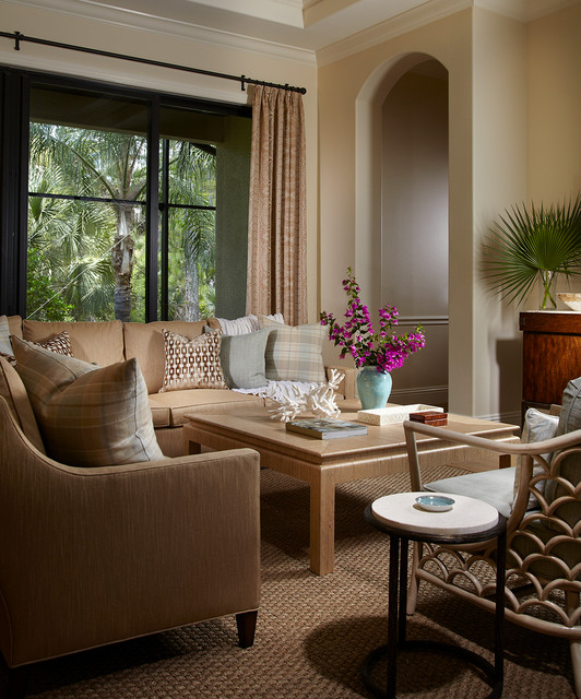 The Classics in Lely Resort traditional-living-room