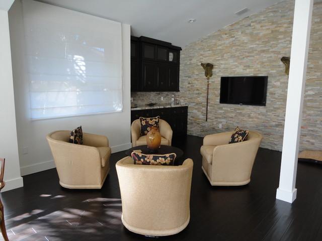 The Cobbie Project contemporary-living-room