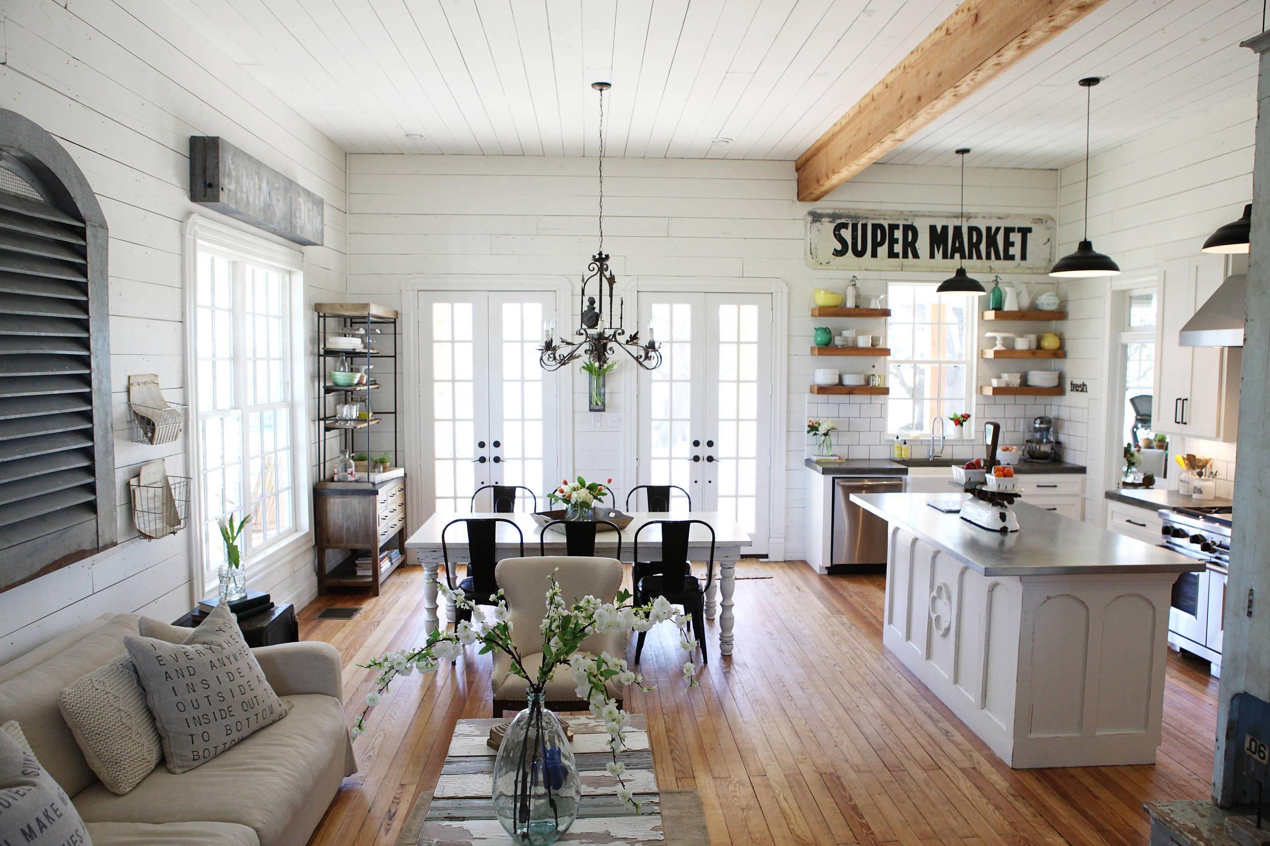 Magnolia Living Room Ideas Photos Houzz