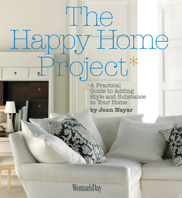 The Happy Home Projects contemporary-living-room