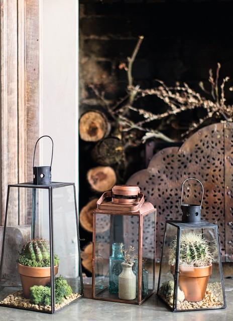 The House Gardener eclectic-living-room