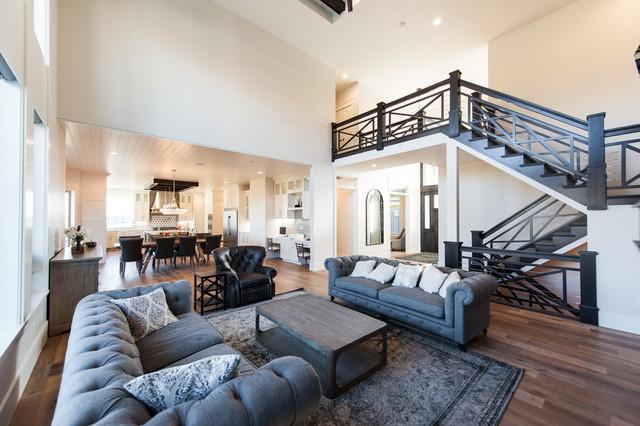 the hunter classique chic salon salt lake city par i build utah. Black Bedroom Furniture Sets. Home Design Ideas