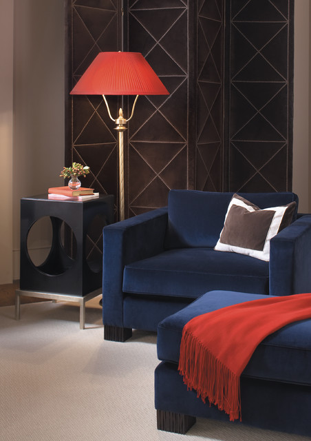 The Jacques Garcia Collection - Baker Furniture contemporary-living-room