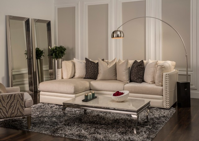 The Lagune Room Transitional Living Room Miami By El Dorado Furniture