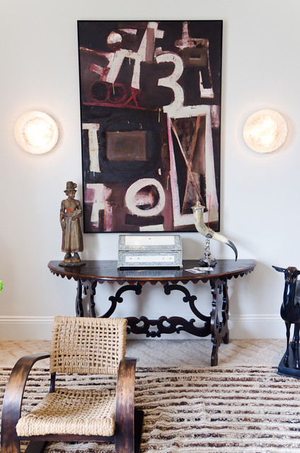 The Listening Room by MacCaul Turner Design eclectic-living-room