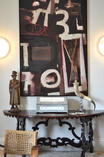 The Listening Room: MacCaul Turner Design contemporary-living-room