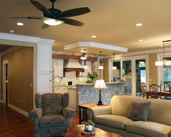 Reverse Tray Ceiling Home Design Ideas Pictures Remodel