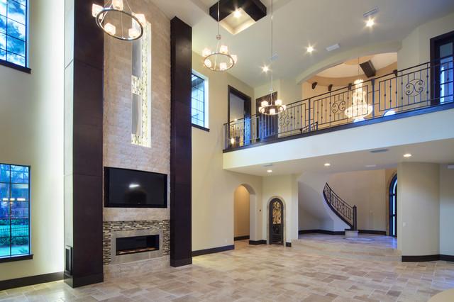The Modern Mediterranean Homecontemporary Living Room Orlando