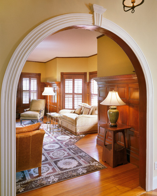 Houzz Living Rooms Traditional: The Moorings