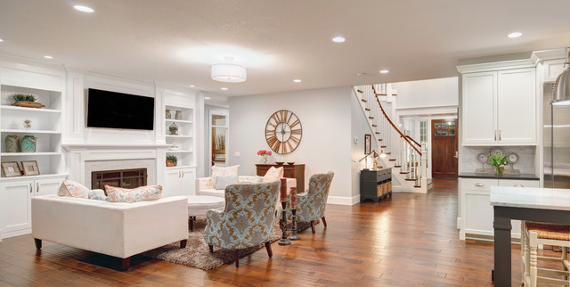 The Nantucket Show Home American Traditional Living